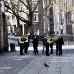 OSD ahndet Verstöße gegen die Maskenpflicht und das Kontaktverbot