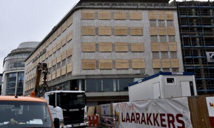 Weiteres Gebäude am Kö-Bogen wird abgerissen