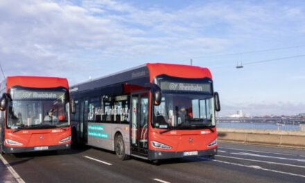 Rheinbahn bestellt Brennstoffzellenbusse