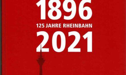 Bildband zum Jubiläum: 125 Jahre Rheinbahn in 125 Stationen