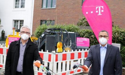 40.000 Haushalte in Düsseldorf steigen in die Gigabit-Liga auf