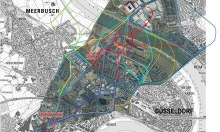 Planungsdialog zweiter Bauabschnitt U81 Düsseldorf: Politik und Stadtverwaltung bringen ihre Expertise ein