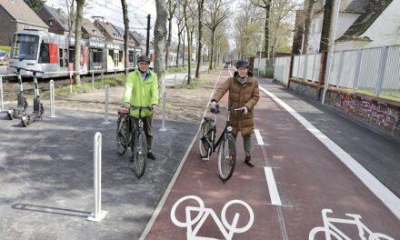 Mehr Sicherheit und Komfort für den Rad- und Fußverkehr entlang der Witzelstraße