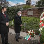 """Gedenken an die """"Aktion Rheinland"""" und das Kriegsende in Düsseldorf vor 76 Jahren"""
