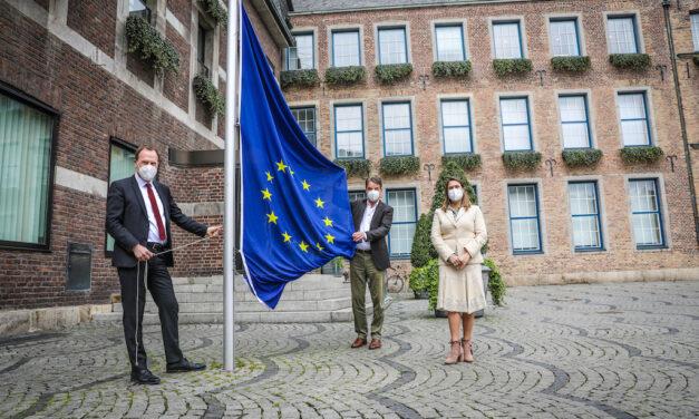 "Düsseldorfer Europawoche ""Europe in the city"" startet am 1.Mai"