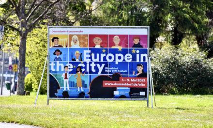 """Niederländer feiern online """"Europe in thecity"""""""