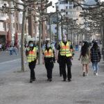 OSD ahndet Verstöße an der Rheinuferpromenade und in der Altstadt