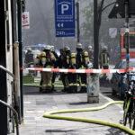 Update — Sieben Pkw brannten in einer Tiefgarage