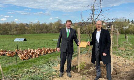 PSD Bank Rhein-Ruhr fördert regionale Nachhaltigkeit