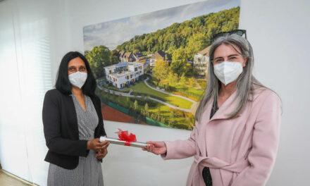 Dr. Uma Keller ist neue Schirmherrin des Kinder- und Jugendhospiz Regenbogenland