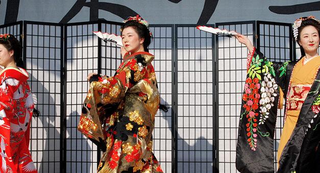 Hohe Orden des japanischen Kaiserhauses verliehen