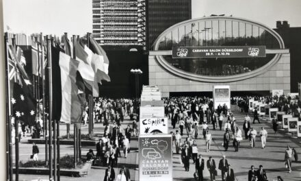 60 Jahre CARAVAN SALON die großeErfolgsgeschichte