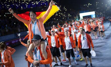 """""""Rhine-Ruhr 2025 FISU World University Games"""""""