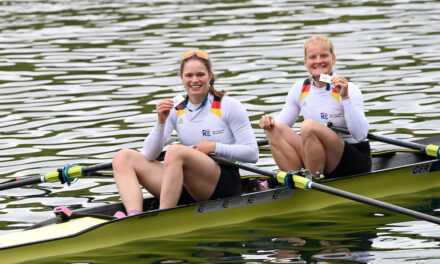 Olympia-Qualifikation für Leonie Menzel