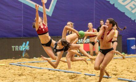 Deutschen Meisterschaften 2021 im Beachhandball