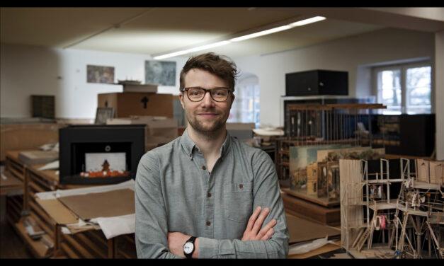 Sascha Förster wird neuer Leiter des Theatermuseums