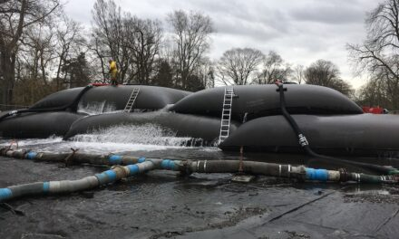 Gewässer im Volksgarten und an der Buscher Mühle sind entschlammt