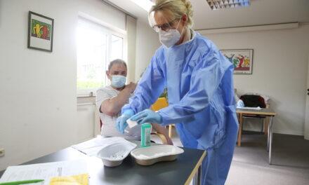 Impfungen in Einrichtungen der Obdach- und Wohnungslosenhilfe gestartet
