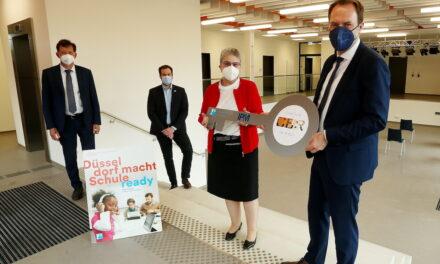 Erweiterungsneubau der Carl-Benz-Realschule eröffnet
