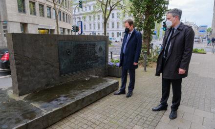 Düsseldorf setzt Zeichen gegen Antisemitismus