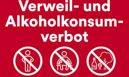 Altstadt/Rheinufer: Verweil- und Alkoholkonsumverbot im öffentlichen Raum ab Freitag
