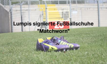 Online-Auktion : Fortuna Fans und Verein gemeinsam gegen Depression
