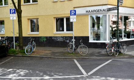 Aktion gegen Falschparker auf Behindertenparkplätzen