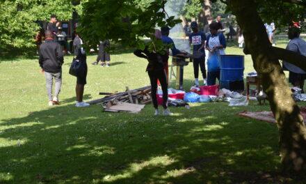Flaschenwurf, Grillpartys und Feiern: OSD im Dauereinsatz