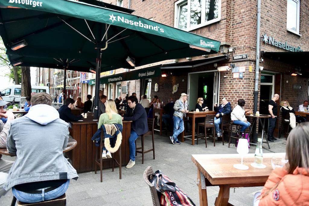 Das Nasebands in der Mühlenstraße Foto: LOKALBÜRO