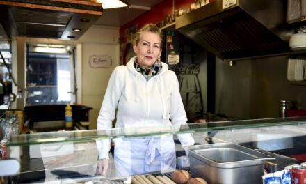 Betty Borra ist heute in den Ruhestand gegangen
