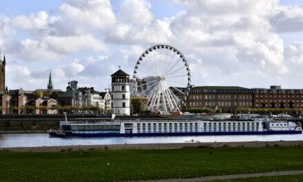 Dreht sich das Riesenrad auf dem Burgplatz zu Pfingsten?