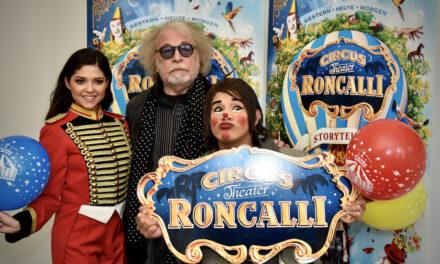 Circus-Theater Roncalli wird 45Jahre