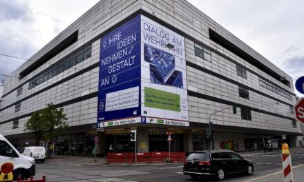 Zwischennutzung für den ehemaligen Kaufhof am Wehrhahn geplant