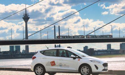 cambio CarSharing startet in Düsseldorf