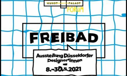"""Design aus Düsseldorf: Ausstellung """"Freibad"""" im NRW-Forum"""