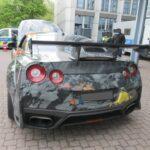 Düsseldorf Innenstadt — Tuningkontrollen — Mehrere Fahrzeuge sichergestellt