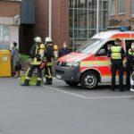 Brandmeldeanlage im Marienhospital schlug Alarm