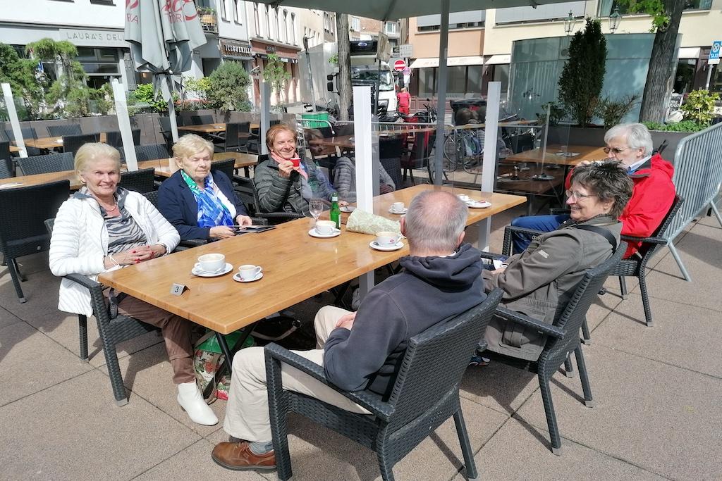 Enzo's Trattorria auf dem Carlsplatz Foto: LOKALBÜRO