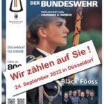 Musikfest der Bundeswehr kann auch in diesem Jahr leider nicht durchgeführt werden