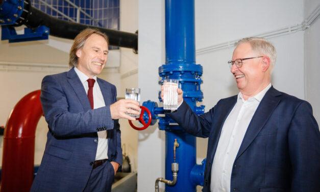 Erkrath und Düsseldorf: Zwei Stadtwerke für eine zuverlässige Trinkwasserversorgung