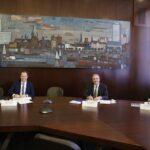 Masterplan Industrie — Vereinbarung weiterer Zusammenarbeit bestätigt