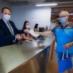 Digitaler Impfnachweis startet im Impfzentrum Düsseldorf