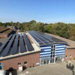 Stadtentwässerungsbetrieb zieht Strom aus derSonne