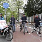 Mehr als 1,5 Millionen Radkilometer für Düsseldorf