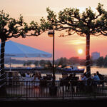 Roncalli's Apollo Varieté öffnet Rhein Rondell und Außenterrasse des Restaurants