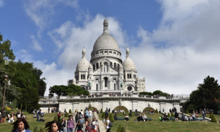 """""""Paris, die schöne Zauberstadt …"""": Vortrag und Führung"""