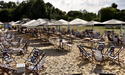 Neuer Beachclub in Düsseldorf