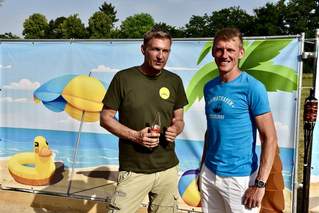 Martin Wilms und Axel Bellinghausen Foto: LOKALBÜRO