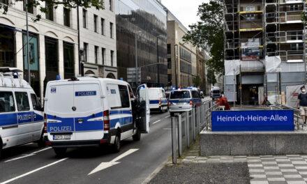 ver.di NRW fordert umfassende Aufklärung der Vorkommnisse auf der Demonstration am 26.06. in Düsseldorf