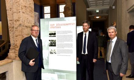 Mahn- und Gedenkstätte: Zwei Ausstellungen zum Düsseldorfer Majdanek-Prozess
